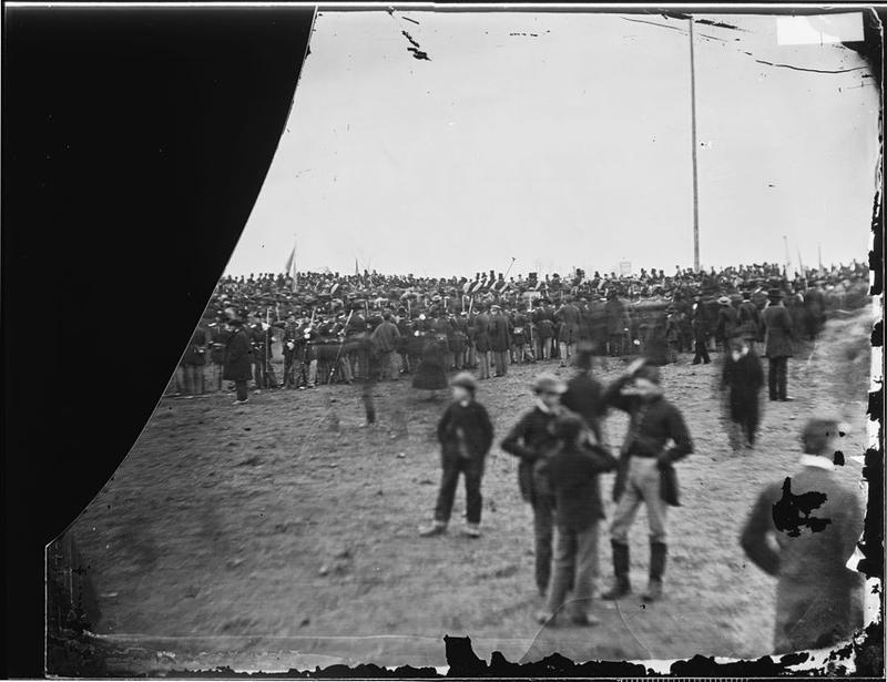 throwback thursday abraham lincoln s gettysburg address wqxr