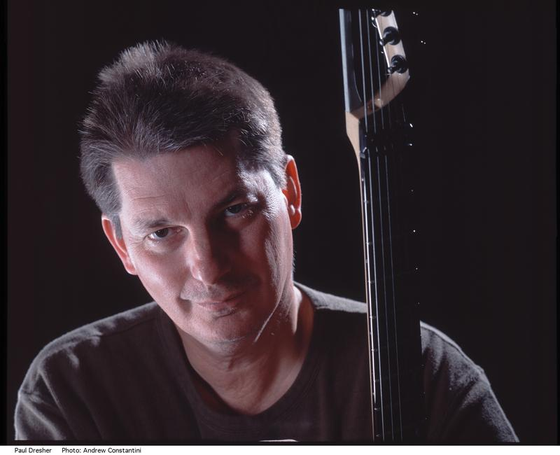 Composer/Guitarist/Instrument Inventor Paul Dresher