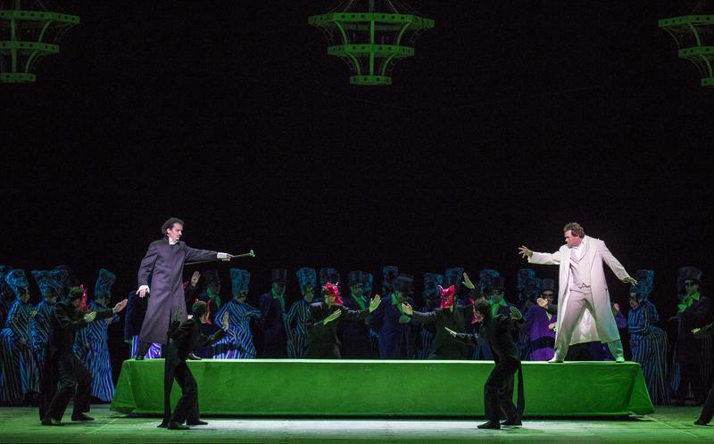 Tchaikovsky's 'Eugene Onegin' from Teatro Comunale in Bologna, Italy.