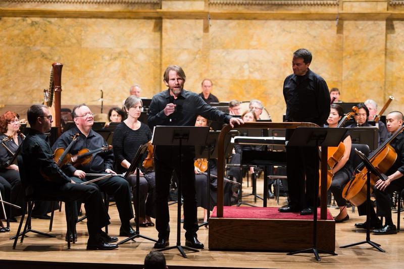 Listen: World Premiere of Edward T  Cone's Symphony | New