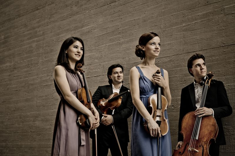 The Minetti Quartet is based in Vienna.