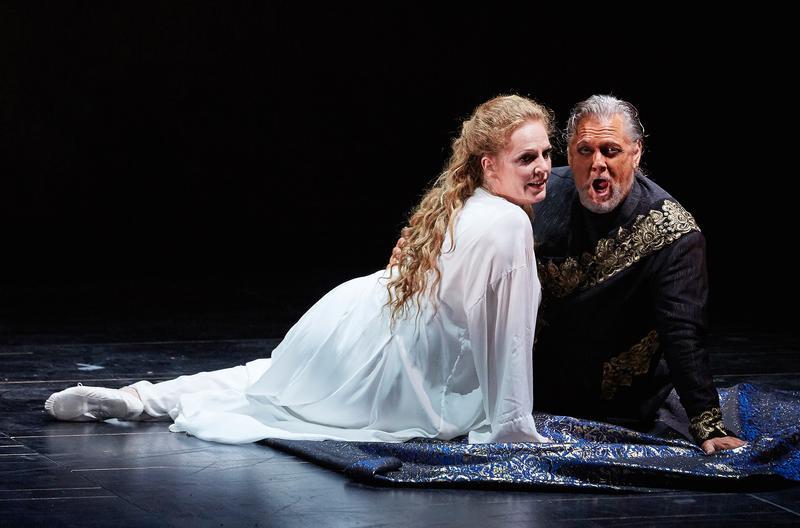 Verdi's 'Otello' from the 2015 Peralada Castle Festival in Spain.
