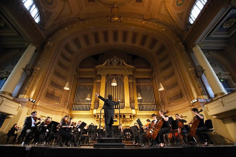 Yale Philharmonia with Shinik Hahm, conductor