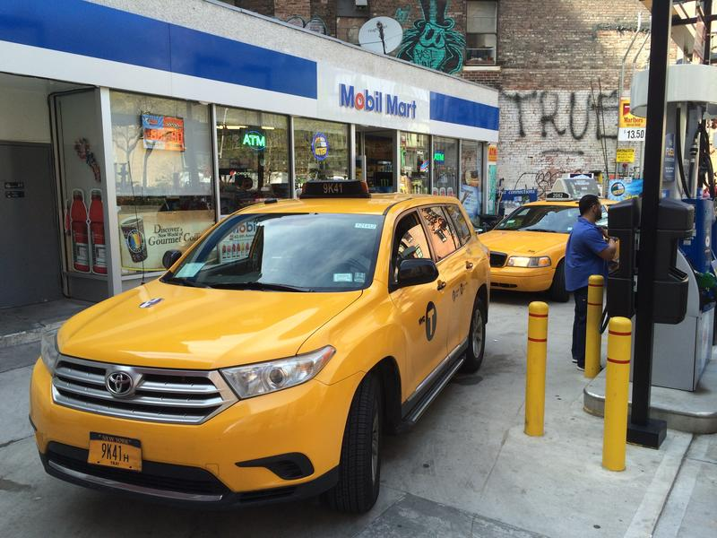 Say Goodbye to Manhattan's Gas Stations (Here's A Map to