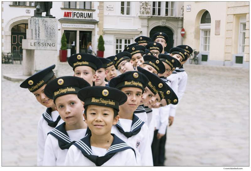 The Vienna Boys Choir return to Carnegie Hall in December as part of their annual tour of North America.