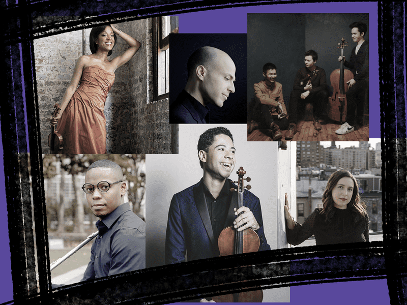 WQXR's Artist Propulsion Lab reflects on the music that brought them comfort and hope in 2020.