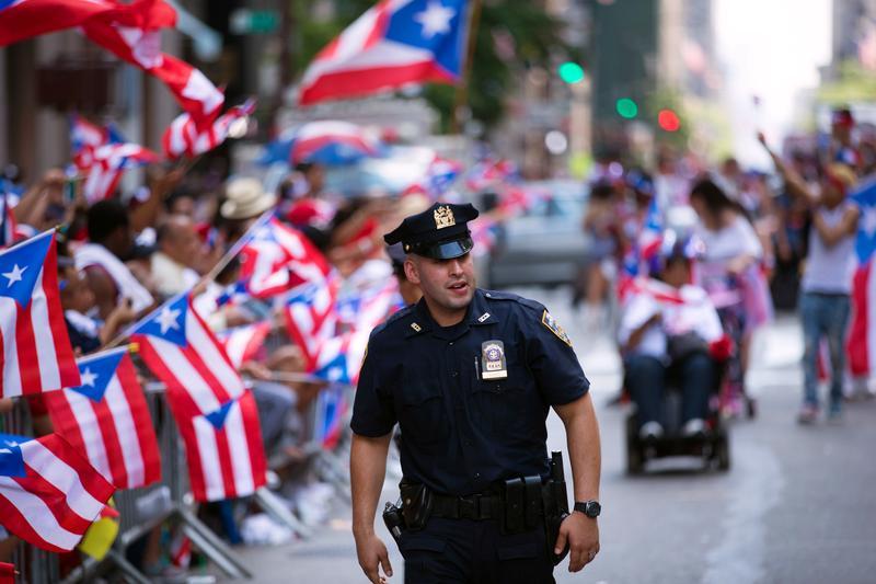 2015 NYC Puerto Rican Day Parade