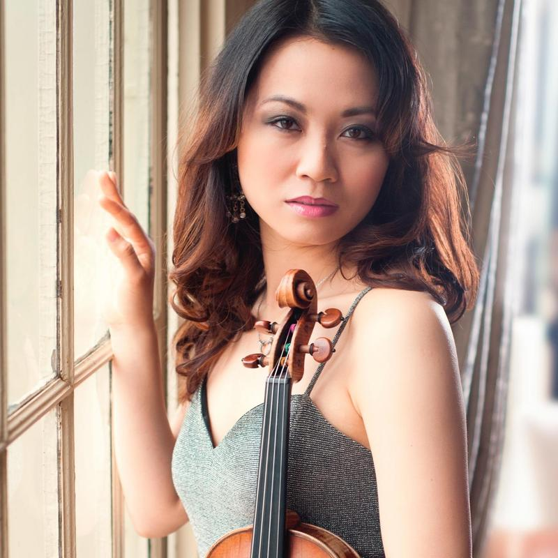 Luosha Fang of Astral Artists is one of several performers featured in this episode.