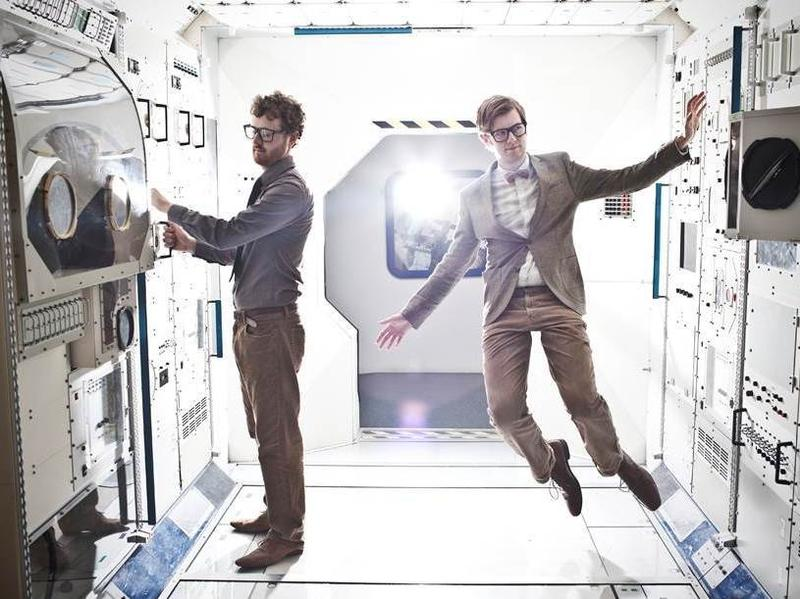 Public Service Broadcasting's album, The Race For Space, is out now.