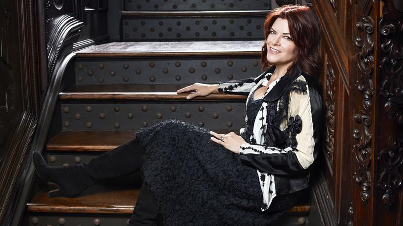 Rosanne Cash's latest album, 'The River & The Thread,' is out now.
