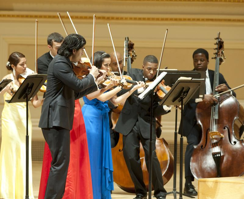 Sphinx Virtuosi perform at Carnegie Hall