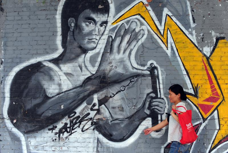 New Bio-Play 'Kung Fu' Looks at the Life and Work of Bruce