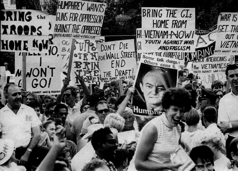 1968: The Year that Changed America | Midday on WNYC | WNYC