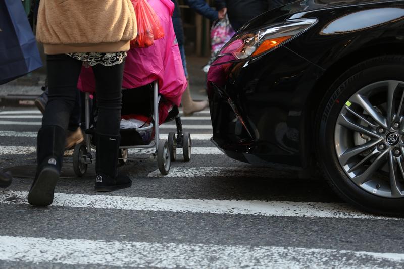 Pedestrian Deaths Holding Steady in NYC | Transportation Nation | WNYC