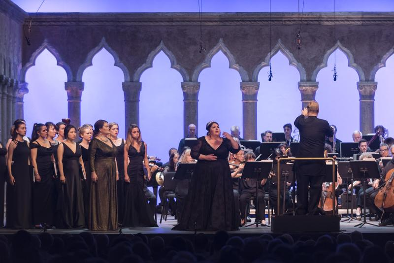Vincenzo Bellini's Il Pirata, from the 2017 Caramoor Music Festival featuring Angela Meade and the Orchestra of St. Luke's.