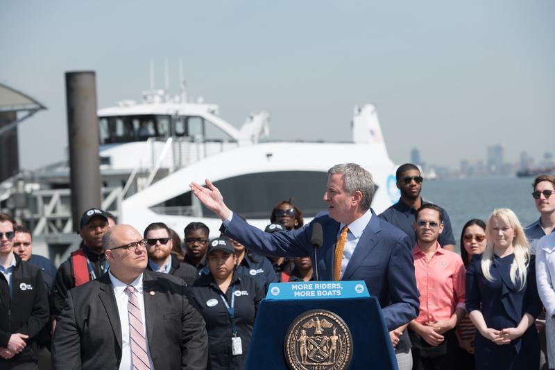 City to Increase Ferry Service | WNYC News | WNYC