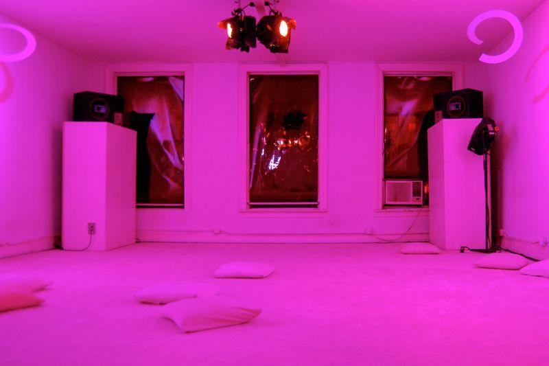 """La Monte Young's """"Dream House"""""""