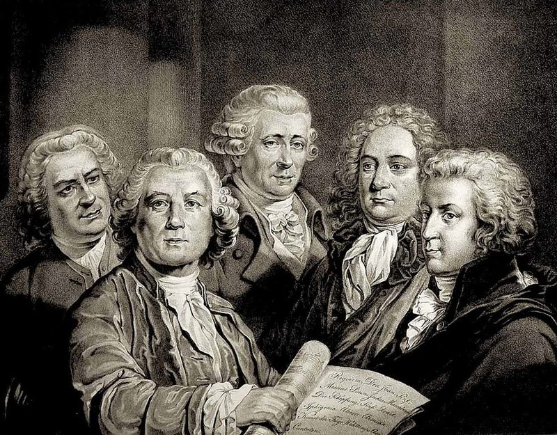 FLERA (Bach, Gluck, Haydn, Händel, Mozart)