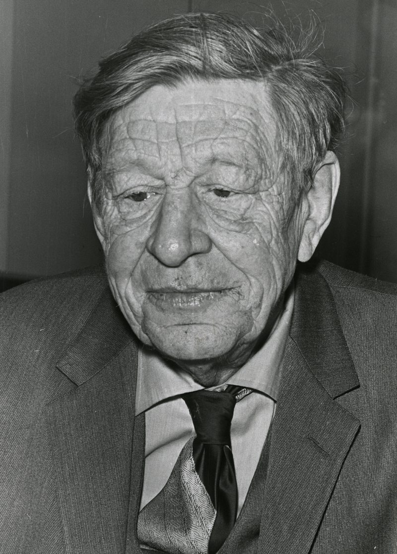 W. H. Auden photo #606, W. H. Auden image