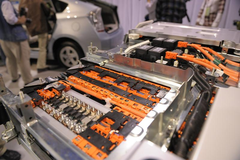 Building the Battery For the Next Electric Vehicle   The