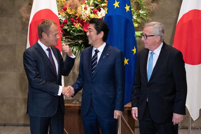 746a2b574e3 Japanese Prime Minister Shinzo Abe