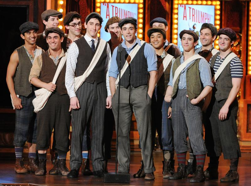 Top 5 Broadway Shows for Labor Day | New Standards | WNYC