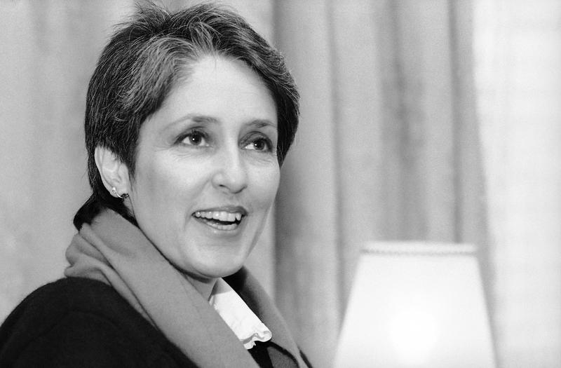 Joan Baez The Nypr Archive Collections Wnyc