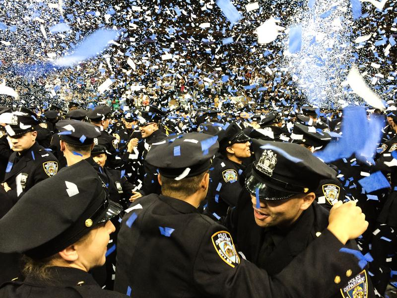 Woes at NYPD, But Plenty of New Officer Applicants | WNYC News | WNYC