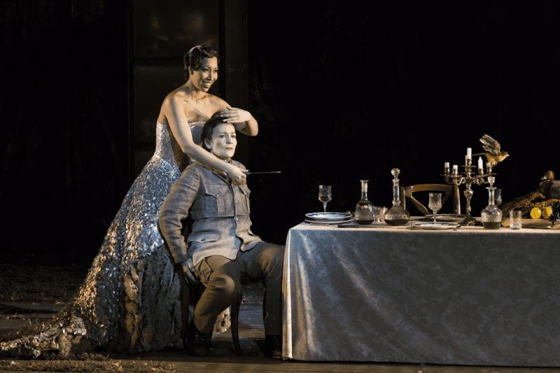 Nicole Cabell stars in Handel's 'Alcina' from Geneva.