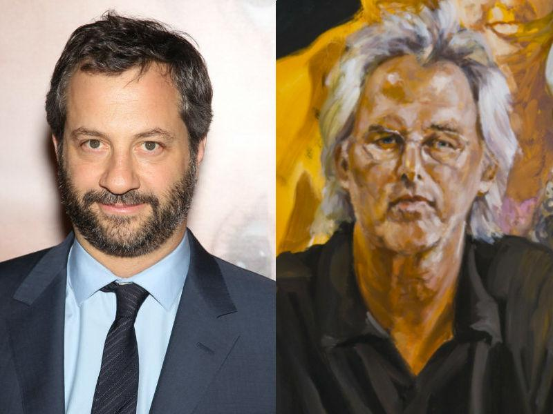 judd apatow and eric fischl here s the thing wnyc studios