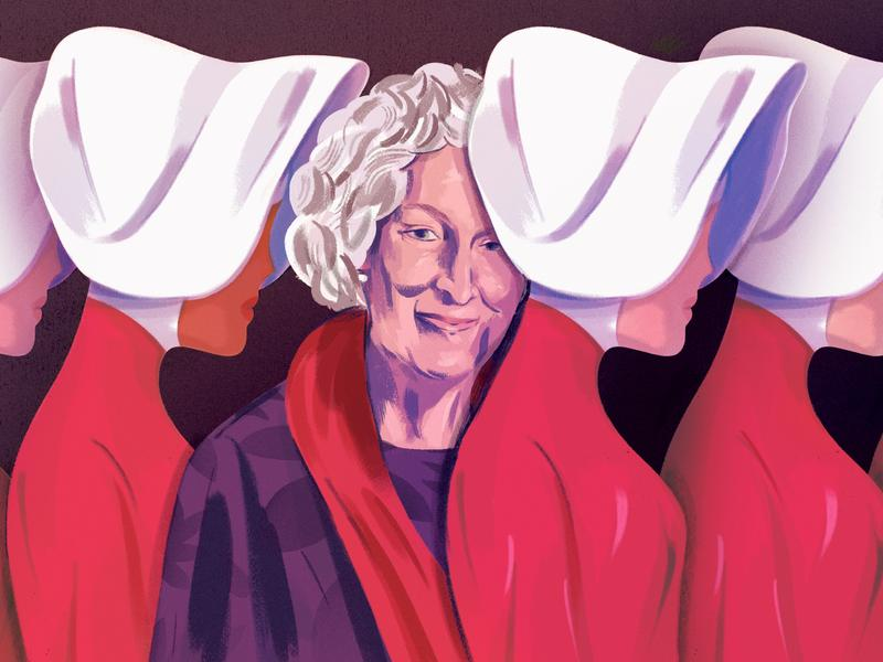 A Conversation with Margaret Atwood | The New Yorker Radio