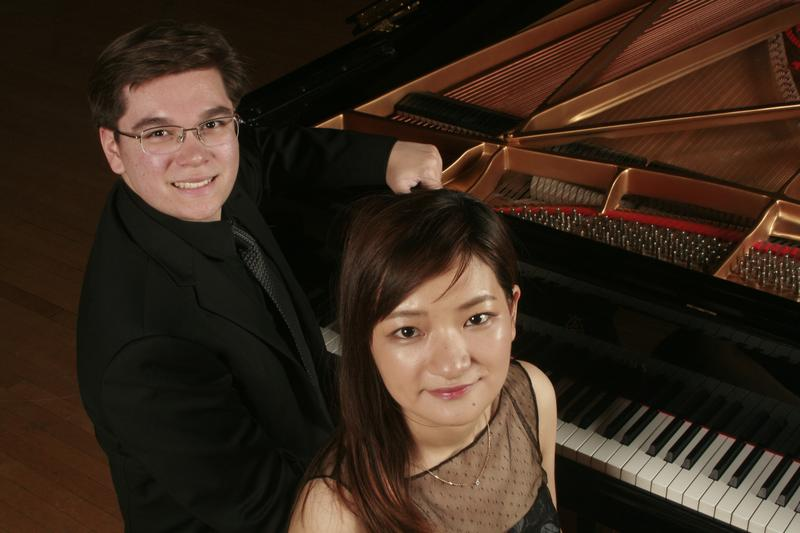 2015 winners of the Gina Bachauer Piano Competition.