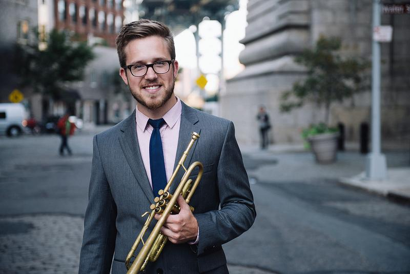 Brandon Ridenour is a rising trumpet player and composer.