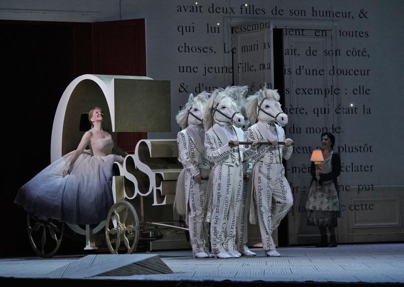 Joyce DiDonato in the title role of Massenet's 'Cendrillon.'
