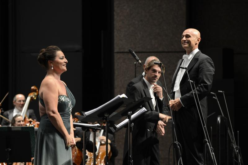 Donizetti's 'Caterina Cornaro' from the Festival de Radio France et Montpellier in France.