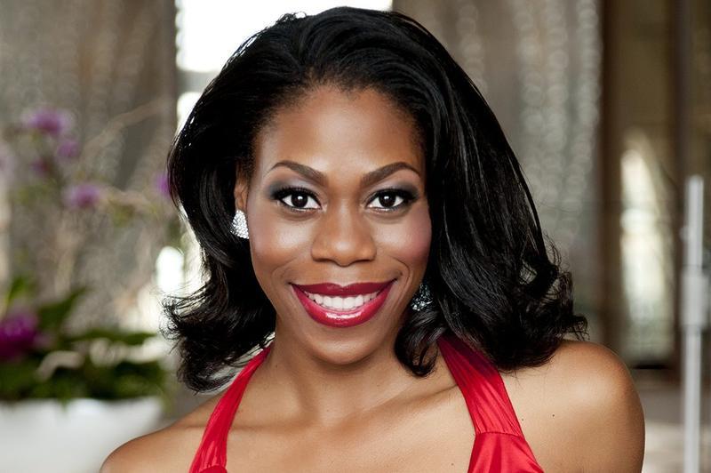 Chrystal E. Williams, mezzo-soprano