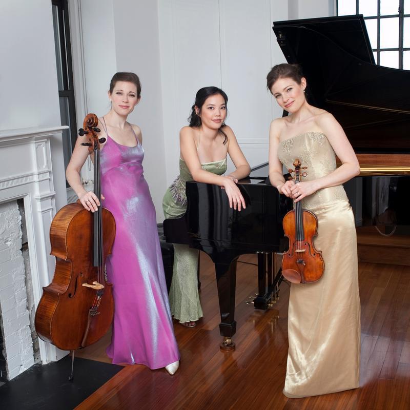 Claremont Trio.