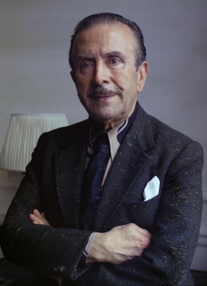 Claudio Arrau in 1974.