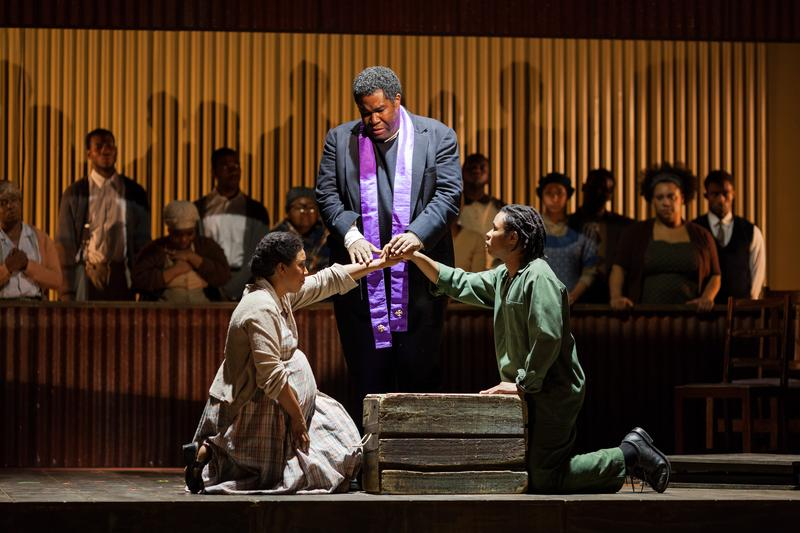 Eric Owens in 'Lost in the Stars' at the Glimmerglass Festival