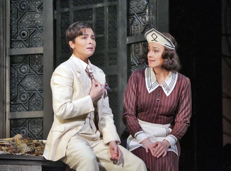 Isabel Leonard and Anita Hartig star in the Met's 'Le Nozze di Figaro.'