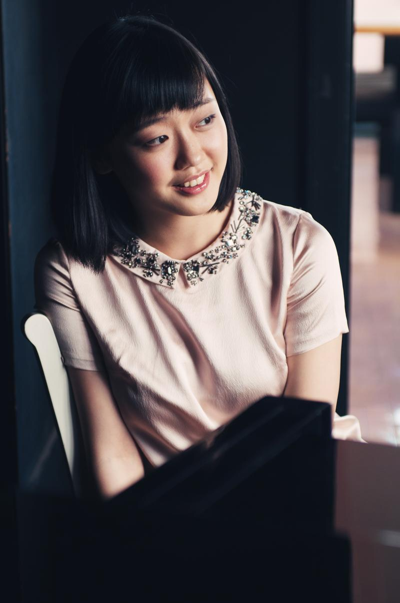 Pianist Fei-Fei Dong