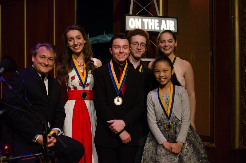 Christopher O'Riley joins young musicians who performed in Boston.