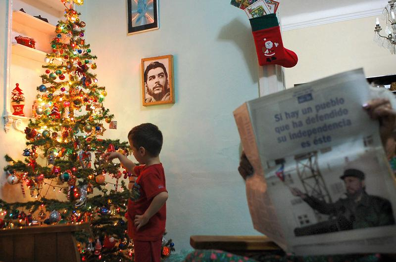 cuban catholic on celebrating christmas in havana - Do Catholics Celebrate Christmas