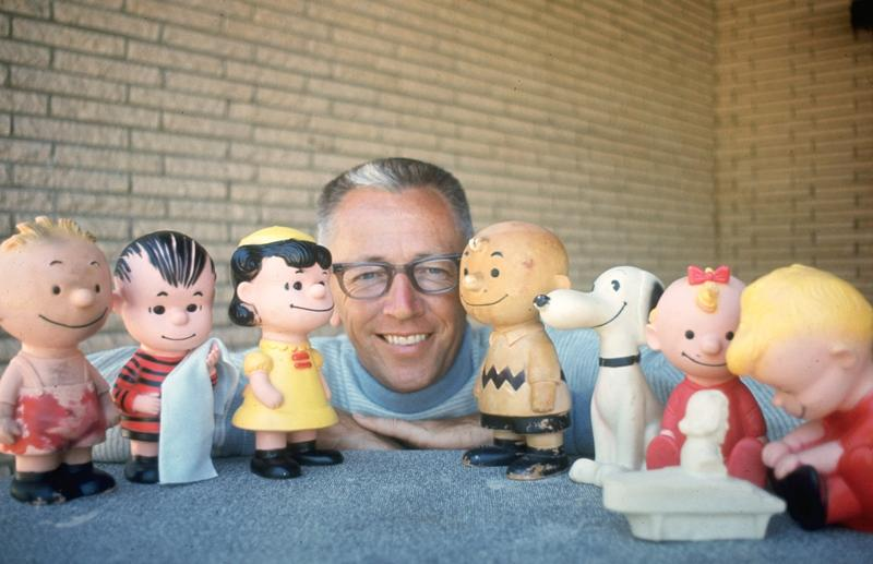 Charles M. Schulz | The Douglas P. Cooper Distinguished ...