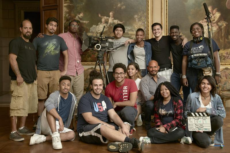 At The Frick Film Students View Old Masters Through A New Lens