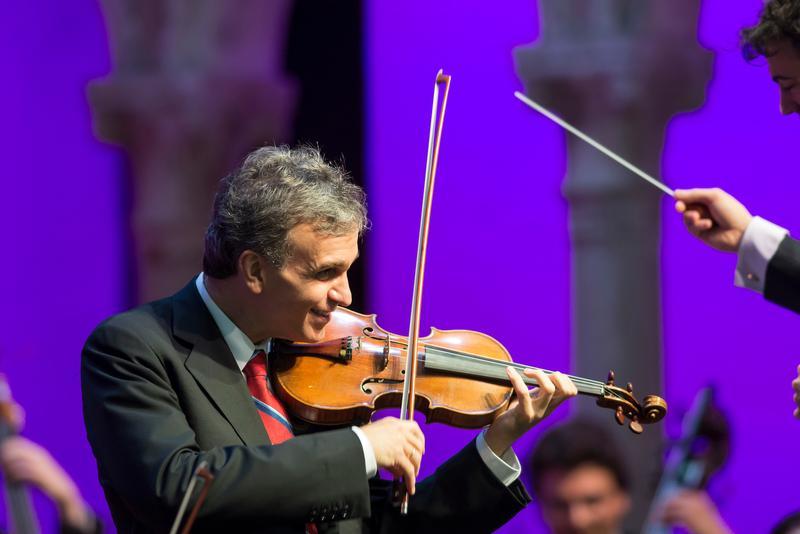 Gil Shaham performs at Caramoor.