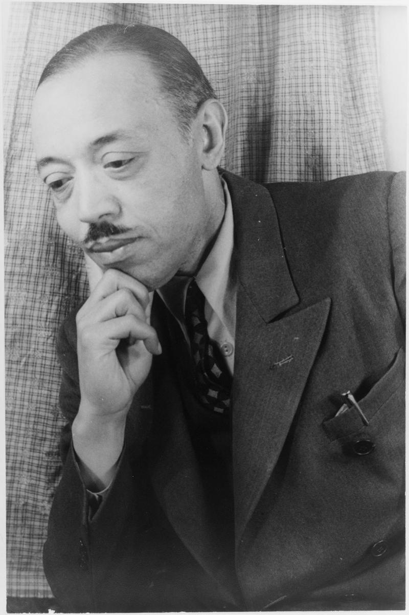 A portrait of composer William Grant Still.