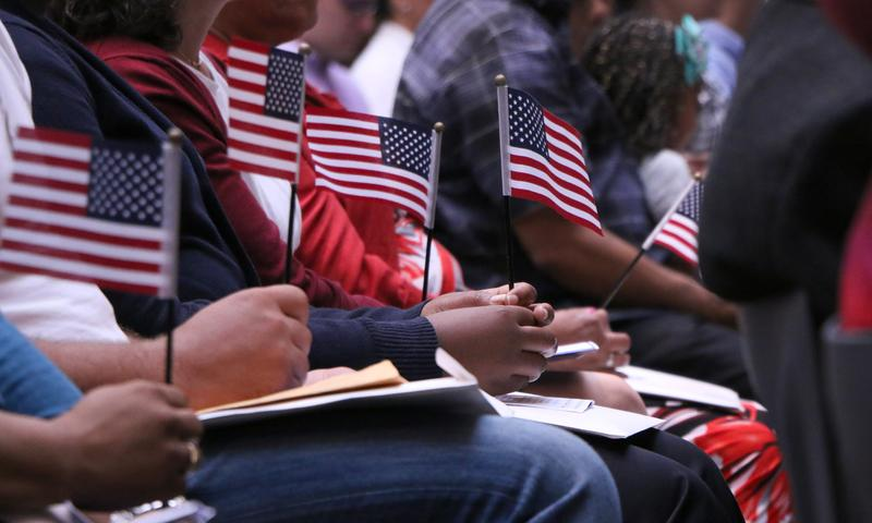 Want to Become a U S  Citizen? Prepare to Wait Longer | WNYC