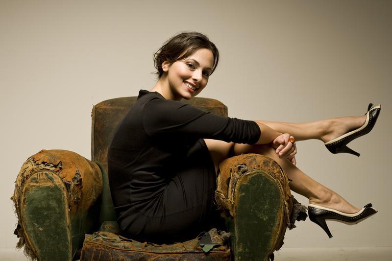Isabel Leonard, mezzo-soprano.