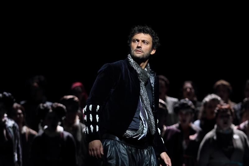 Jonas Kaufmann as Otello at the Royal Opera House.